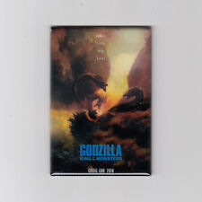 "GODZILLA : KING OF THE MONSTERS / COMIC CON - 2"" X 3"" MOVIE POSTER MAGNET (sdcc)"