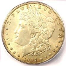1897-O Morgan Silver Dollar $1 - Certified ICG MS62 (BU UNC) - $2,220 Value!