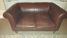 Antique Style Solid Double Sofas