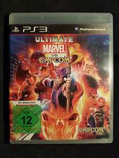 Ps3 Ultimate Marvel vs. Capcom 3