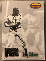 "1993 ""Ted Williams Cards Company"" Josh Gibson Baseball Card #105 Mid-Grade"