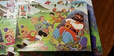 Vintage MB Storybook Tom Thumb  #4987 1978 60 piece puzzle complete Made in USA