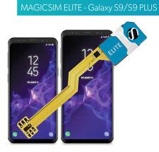 Adaptateur double carte SIM pour Samsung Galaxy S9 ou S9 PLUS - 3 g/UMTS-UK