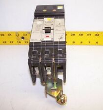 Square D Powerpact Fja I-Line Circuit Breaker 20 Amp 2 Pole 277/480V Fja240201