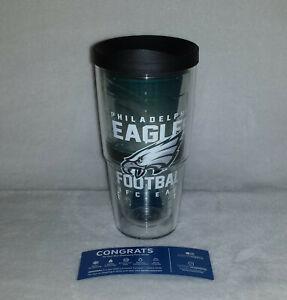 Tervis NFL Philadelphia Eagles Football NFC East Large 24 oz. Tumbler