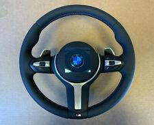 BMW F15 F16 F22 F23 F30 F31 F32 F33 F34 M Steering Wheel Paddels HEATING M Stit.