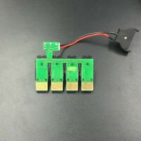 T2711 -T2714 27XL Combo CISS cis auto reset chip compatible for  WF-7110