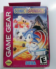 Sonic Spinball / Sonic the Hedhog - SEGA Game Gear GG - US Version (Mexiko)