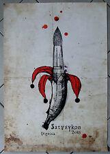 Satyrykon - Polish  Poster  - Kaja