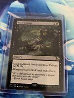 Toxic Deluge Eternal Masters NM MTG Magic the Gathering