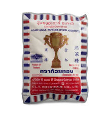 Agar Agar Pulver 25g pflanzliches Geliermittel Vegan Thailand Agaragar