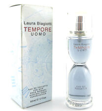 (GRUNDPREIS 239,80€/100ML) LAURA BIAGIOTTI TEMPORE UOMO - FOR MEN 50ML EDT SPRAY
