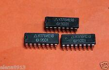 IC / Microchip K176IE18 USSR  Lot of 10 pcs
