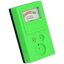 Mini Plastic 1.5v 3v Power Watch Cell Button Battery Checker Tester Tool Power
