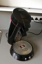 Philips Senseo Kaffeepadmaschine new generation hd7820 7823 Schwarz rot