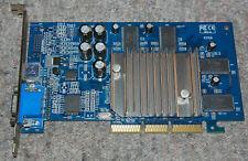 XFX PV-T17L-DTHB 1.0 GeForce MX440SE 64MB SDRAM PASSIVE VGA card FULL WORK