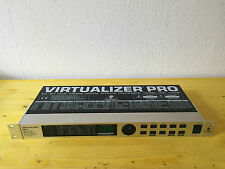 +++ Behringer virtualizer pro 24-bit DSP Model DSP 1000p efecto-Rack +++
