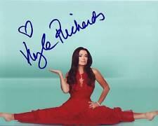 KYLE RICHARDS Signed Photo w/ Hologram COA