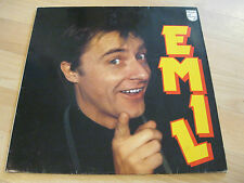 LP Emil Der Telegrafen Beamte - Der Skilehrer - Vater & Sohn Vinyl Schallplatte