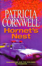 HORNET'S NEST, Patricia Cornwell; Andy Brazil covers violent murder in Charlotte