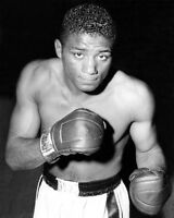 Heavyweight Champion FLOYD PATTERSON Glossy 8x10 Photo Boxing 'Pose' Print