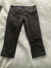 3/4 length Nike women's running trousers size Small
