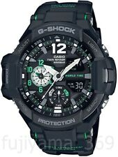 NEW CASIO G-SHOCK GA-1100-1A3JF GRAVITY MASTER SKY COCKPIT Aviation Watch Men's