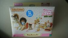 Calico Critters Baby Nursery Furniture Set - Over 20 Pieces
