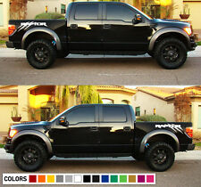 Decal Sticker Vinyl Kit For Ford F150 Raptor SVT Bed Fender Sport 2010-2017 Body