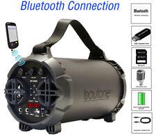 Boytone BT-44GR Portable Bluetooth Speaker Indoor/Outdoor, FM Radio, USB Port