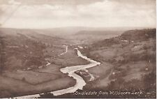 Swaledale From Willance's Leap, RICHMOND, Yorkshire