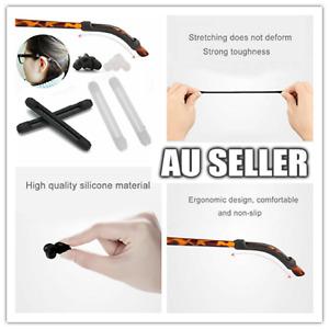 Silicone Glasses Temple Hook Tip Eyeglasses Ear Grip Anti Slip Holder Spectacle