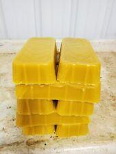 10lbs -100% Pure Beeswax  (Yellow)