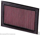 KN AIR FILTER (KA-2508) FOR KAWASAKI EX300R NINJA 2013 - 2015
