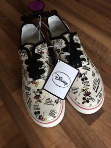 Primark Disney Mickey Mouse Lace up Size 39,40