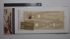 Hunter 1/700 USS COLORADO BB-45 1944 wooden deck  for TRUMPETER 05768 (W70111)