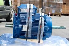 ABB Automation AC Gantry Aluminum Industrial Motor M3BP 180 LB 4