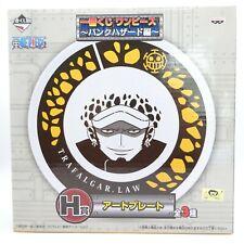 Ichiban Kuji One Piece TRAFALGAR LAW Art Plate 2013 anime