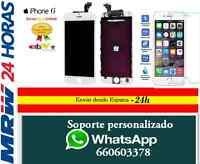 """Pantalla Completa para iPhone 6 4,7"""" Lcd + Táctil Blanca + Protector Templado"""