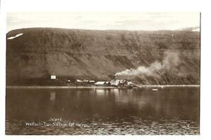 Iceland. Walfisch Tran Siederei bei Akreyri. R/P.