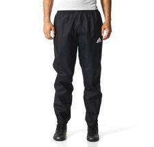 Adidas Men's Soccer Rain Pants Tiro17 Black Large AY2896 MSRP $65