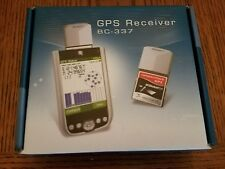 GlobalSat BC-337 SiRF Star III Compact Flash GPS Receiver Antenna NEW IN BOX