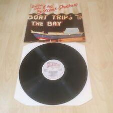 """BRENDAN CROKER - BOAT TRIPS IN THE BAY (1987 UK 12"""" VINYL ALBUM) SILVERTONE"""