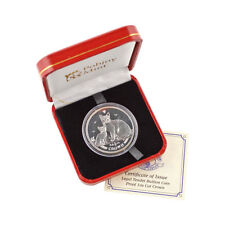 2008 Isle of Man - Burmilla Cat - Silver Proof 1 oz