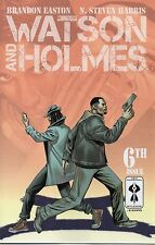 NEW PARADIGM STUDIOS WATSON AND HOLMES #6 DECEMBER 2013 NM