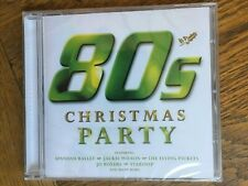 80s Christmas Party - CD UK Release Sealed!