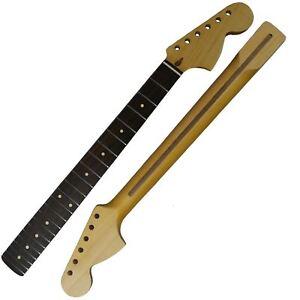 22 Fret Stratocaster Neck - Rosewood Fretboard - Vintage Gloss Finish