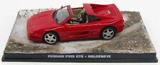 Ferrari F355 Gts Spider 1995 007 James Bond Goldeneye Edicola 1:43 BONDCOL010
