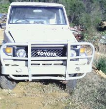 Wrecking only 89 FJ75 3F Petrol Land cruiser