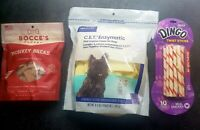 Virbac CET Enzymatic Oral Hygiene Chews for Small Dogs Lot Of 3 Mixed Treats